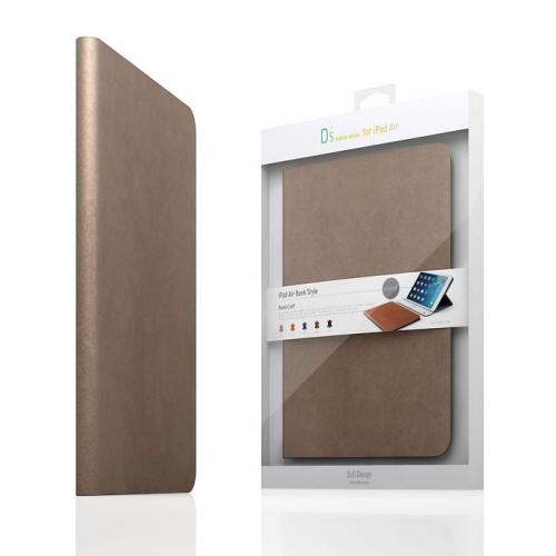 【iPad Air 2 ケース】SLG Design D5 CAL Diary ベージュ (エスエルジ・デザイン D5 シー・エー・エルダイアリー)