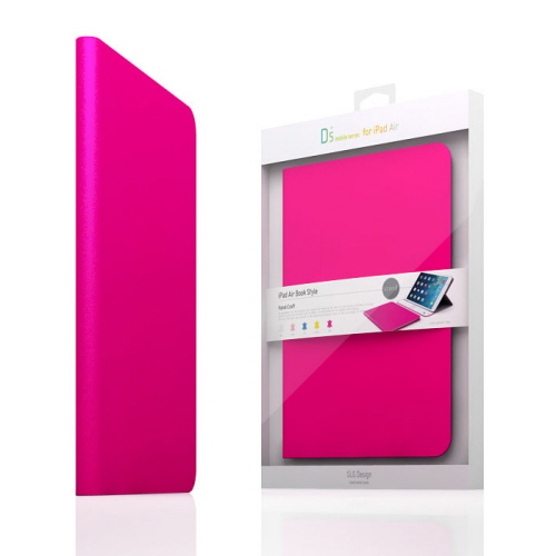 【iPad Air 2 ケース】SLG Design D5 CAL Diary ピンク (エスエルジ・デザイン D5 シー・エー・エルダイアリー)
