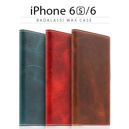 iPhone6s/6  adalassi Wax case(バダラッシワックスケース)