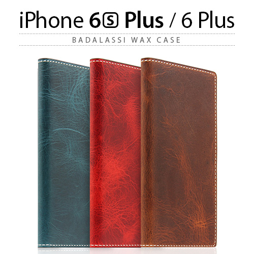 iPhone6s Plus/6 Plus  Badalassi Wax case(バダラッシワックスケース)