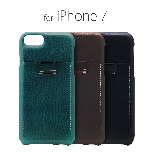 iPhone7 ケース カバー SLG Design Minerva Box Leather Back Case
