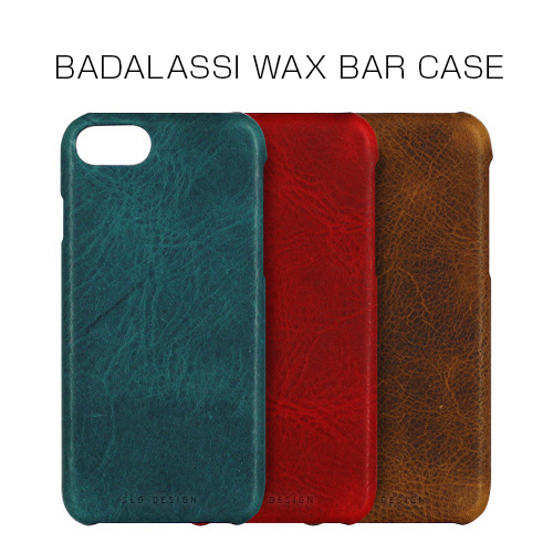 iPhone 8 / 7 ケース カバー SLG Design Badalassi Wax Bar case